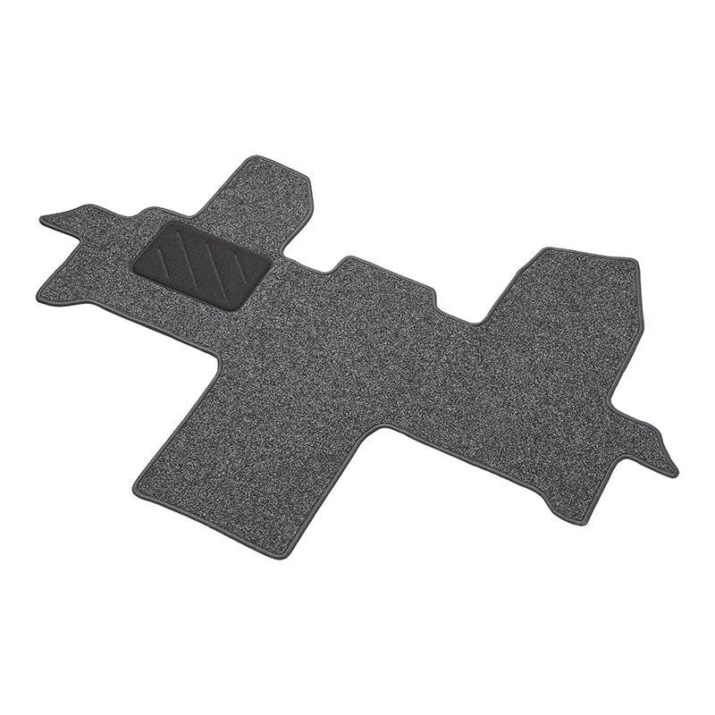 Fußmatte passend für Transit ab 2014 Automatik | Nadelfilz | anti Rutsch