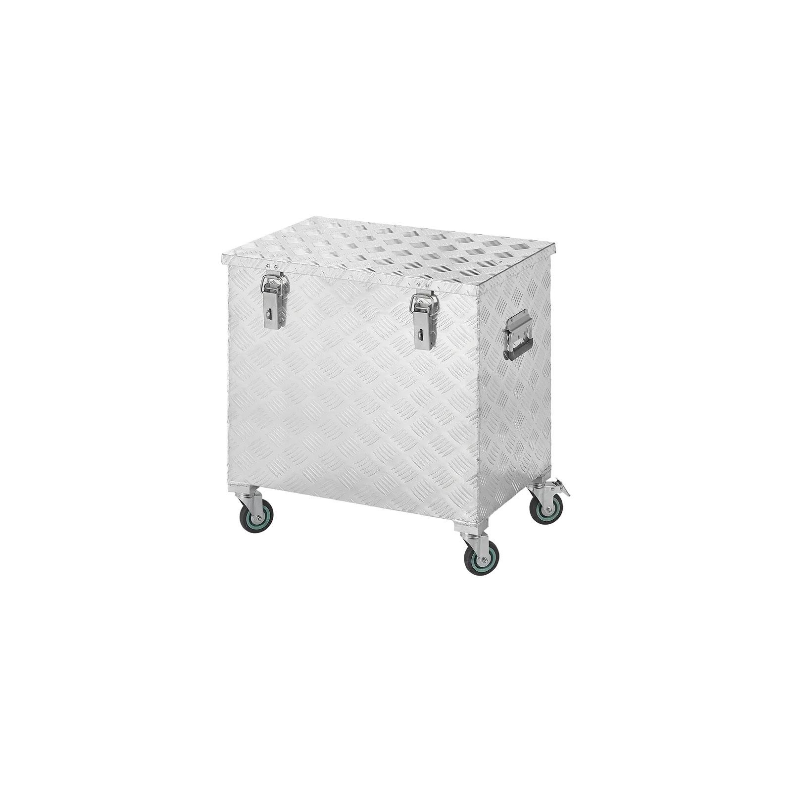 Aufbewahrungsbox Aluminium 622 x 425 x H520mm