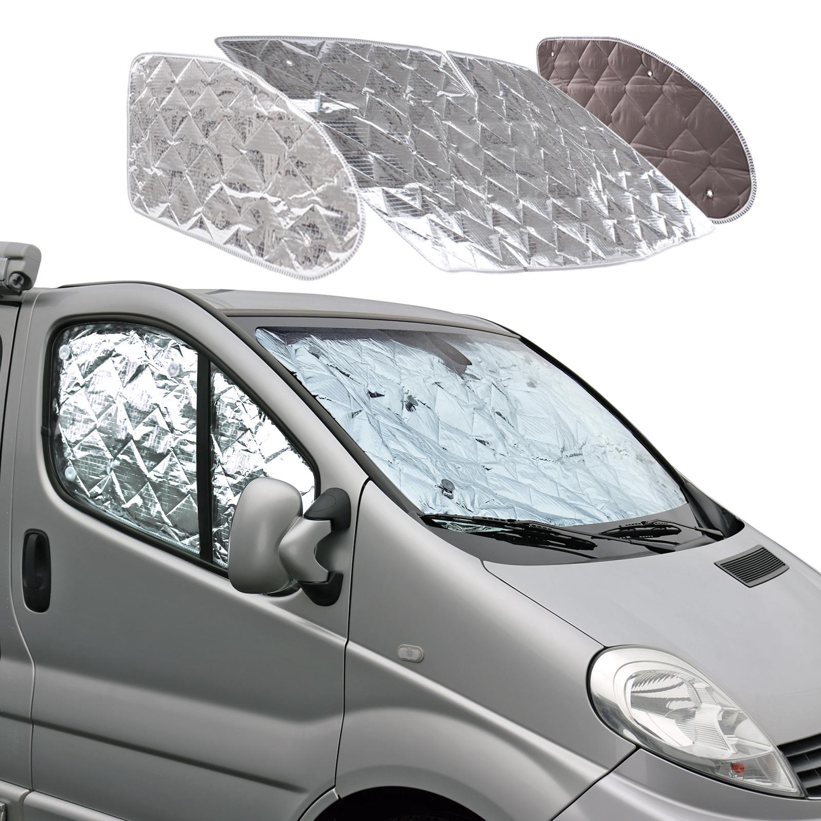 Thermomatten Set 3-tlg. ohne Heckscheibe | passend für VW T3 alle Modelle