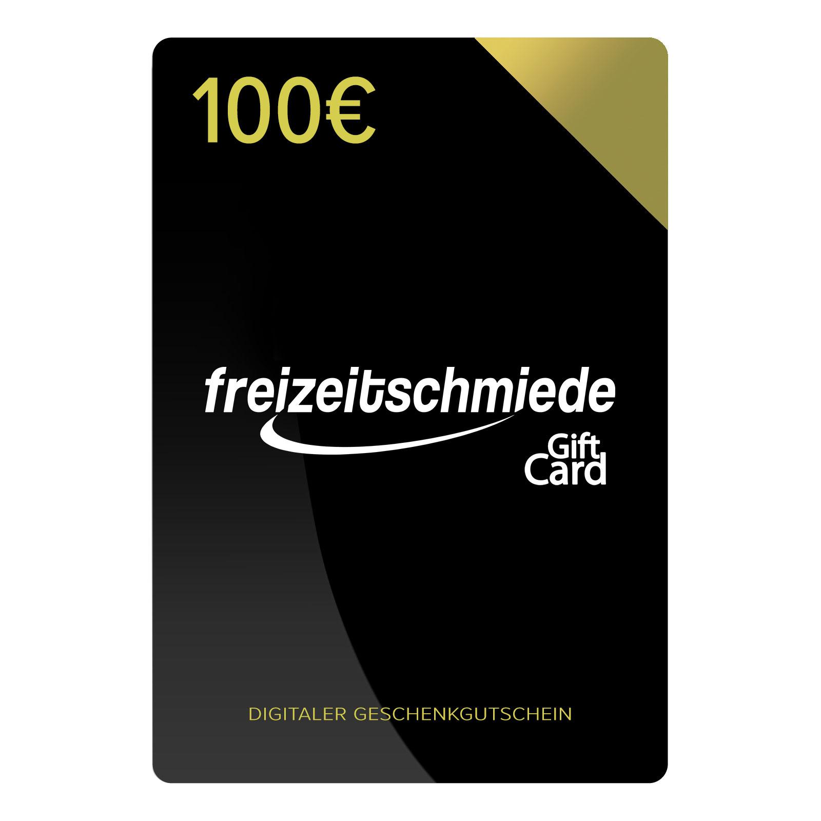 Digitaler Geschenkgutschein im Wert von 100 EUR