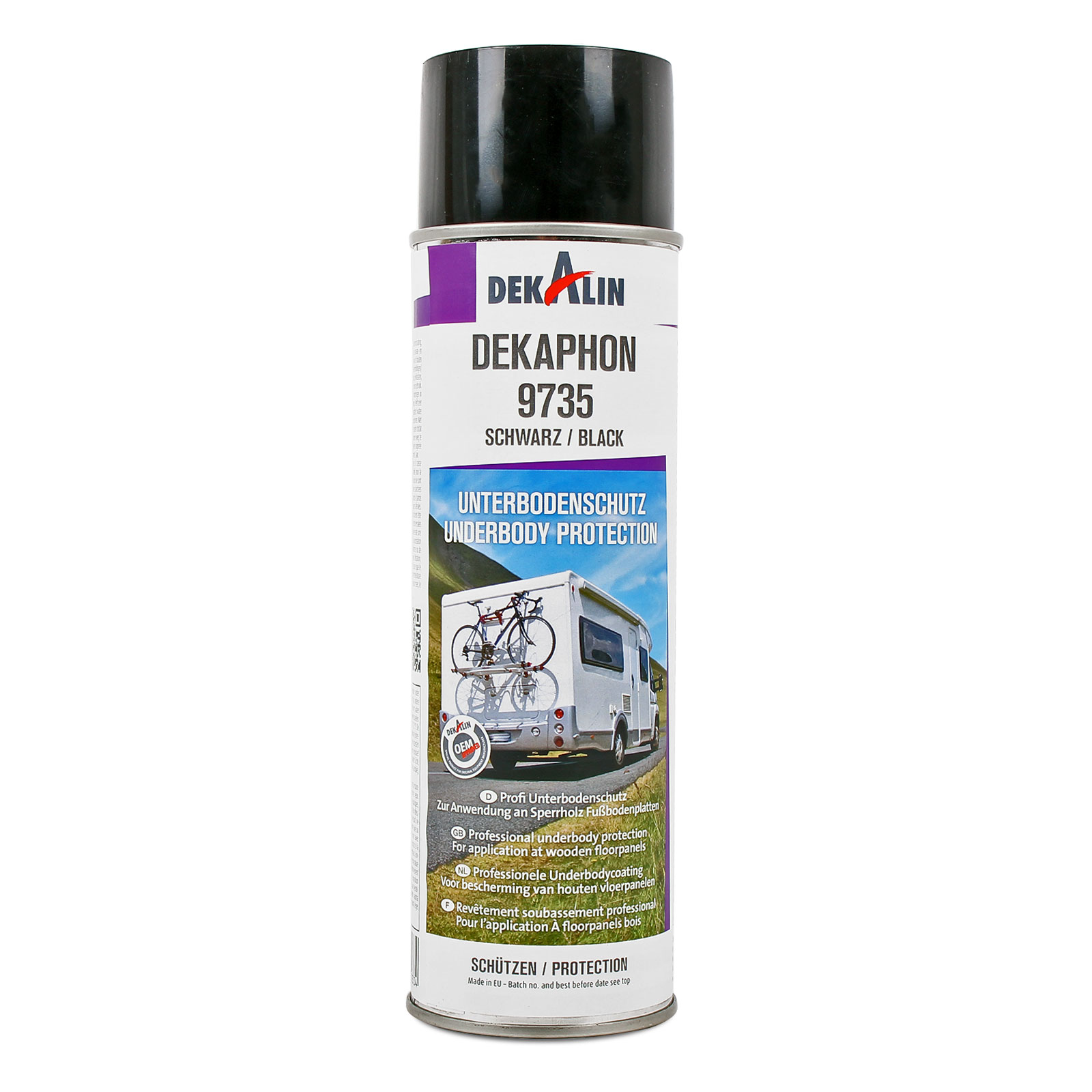 Dekaphon 9735 Unterbodenschutz für Sperrholz & Fußbodenplatten 500 ml