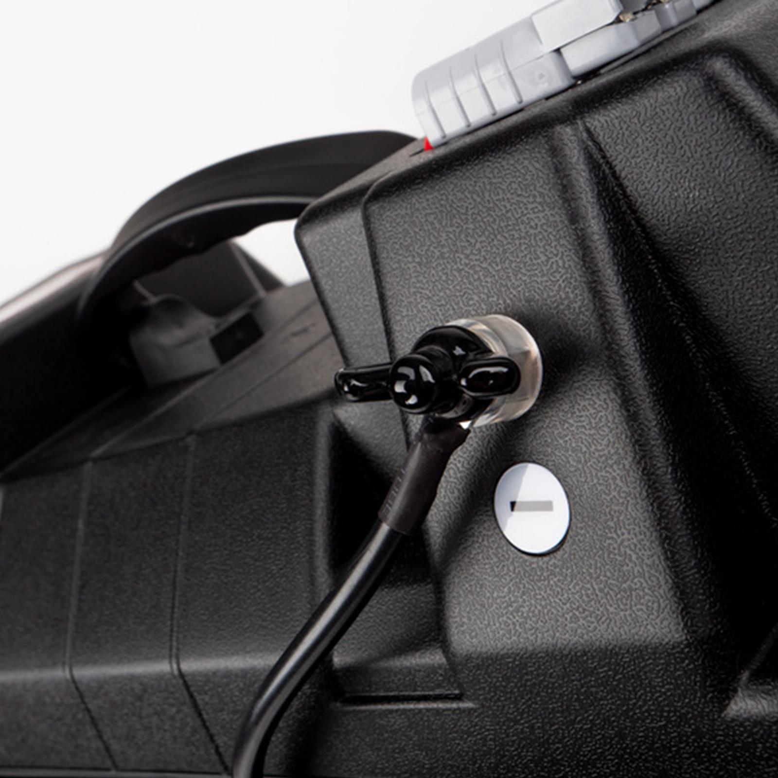 Carbest Universal Batteriebox Energy-Station mit Außenklemmen Batteriekasten
