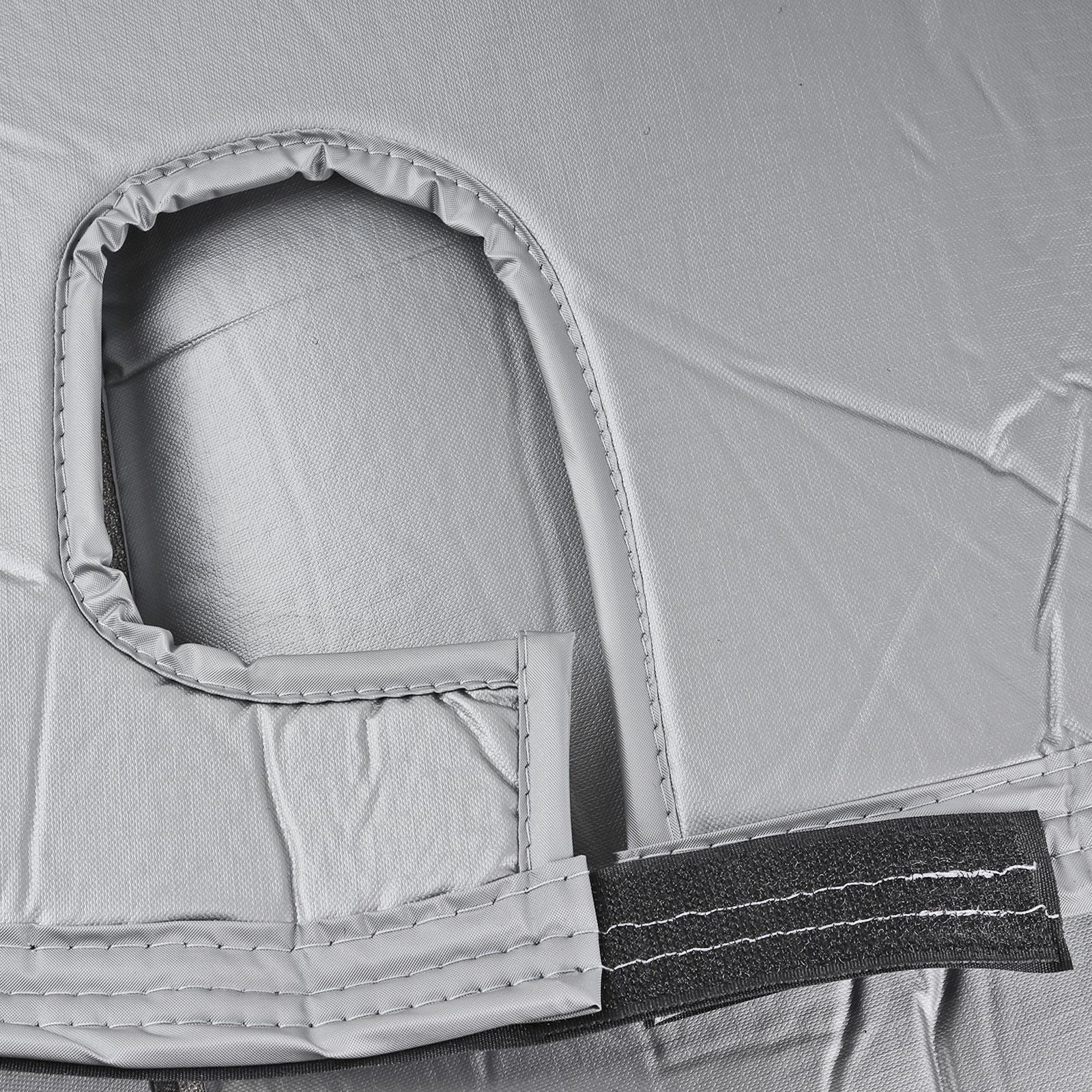 deiwo  Thermomatte aussen für VW Transporter T4 90-03 Frontschutzplane